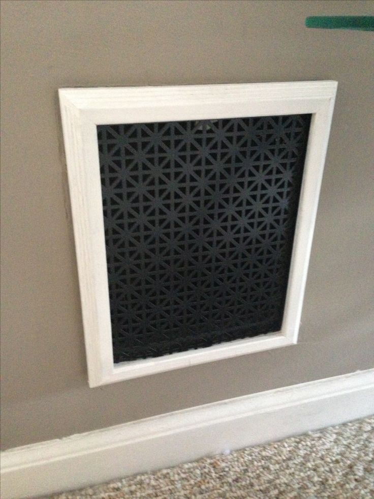 Adding Character With Decorative Vent Covers Decorative Vent Cover Home Improvement Projects Home Diy