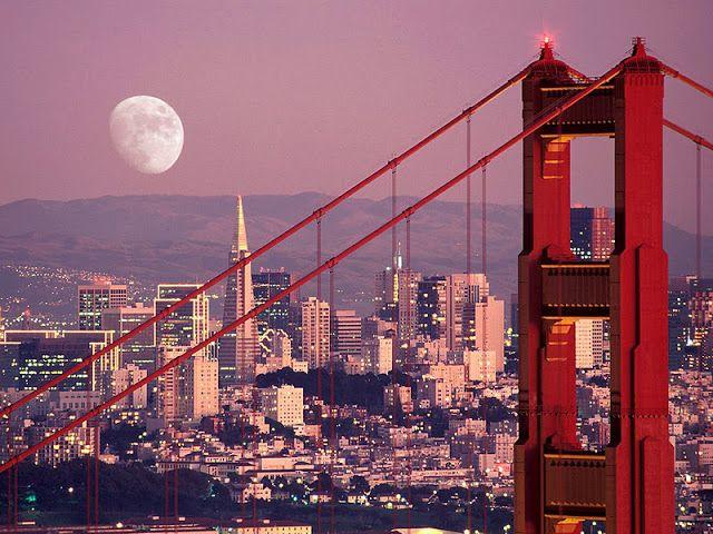 TOP WORLD TRAVEL DESTINATIONS: San Francisco, USA