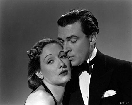 Tala Birell and Walter Pidgeon in She's Dangerous (1937)