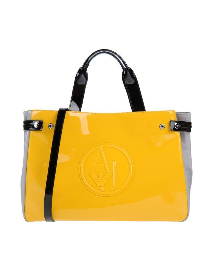 ARMANI JEANS . #armanijeans #bags #polyester #leather #denim #shoulder bags #pvc #hand bags #