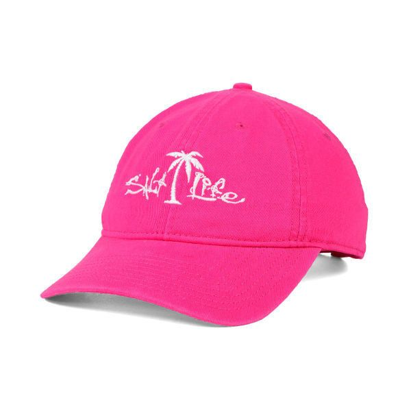 salt life palm tree signature cap featuring accessories baseball hat