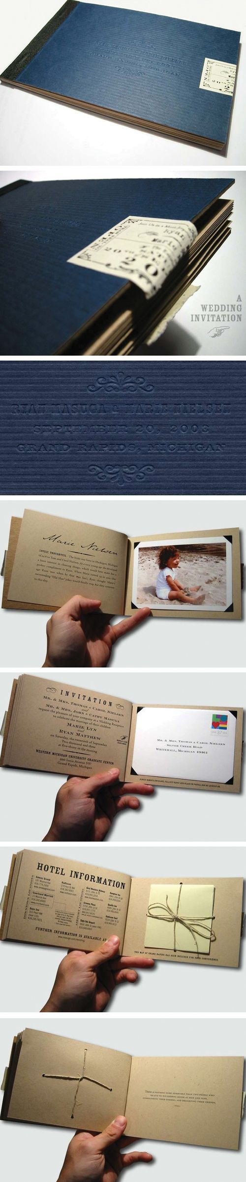 Invitation Booklets: Romantic Wedding, Beautiful Booklet, Beautiful Paper, Invitations Booklet, Beautiful Invitations, Wedding Invitations, Booklet Invitations, Booklet Design, Invitations Ideas