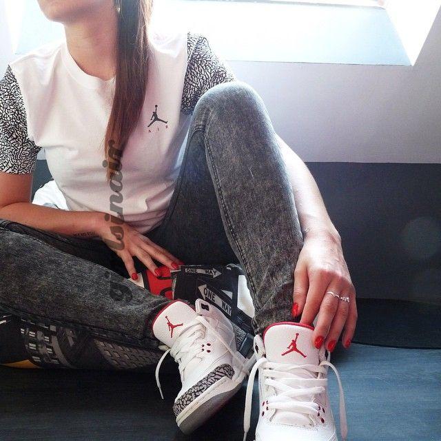 Best 25+ Girls wearing jordans ideas on Pinterest
