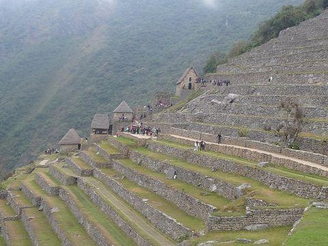 ako stavali Inkovia
