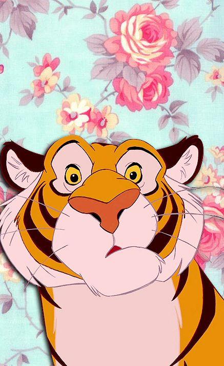 Tigre Rajah de Aladdin