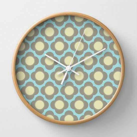 Orla Clock  http://society6.com/designedtoat