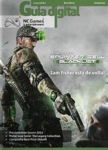 Guia com os lançamentos de setembro, os bests sellers e catálogo de produtos da NC Games.