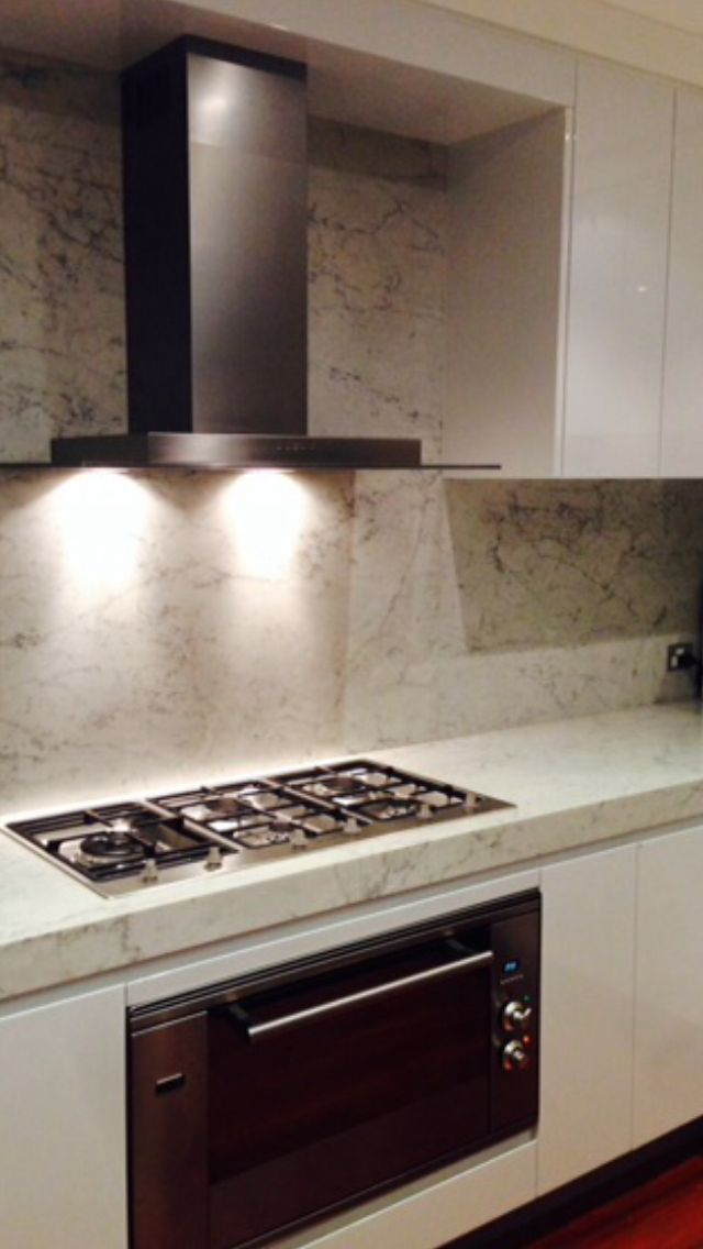 Kitchen design and finishes