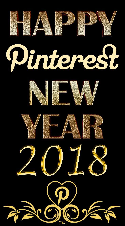 Happy Pinterest New Year ♥ Tam ♥