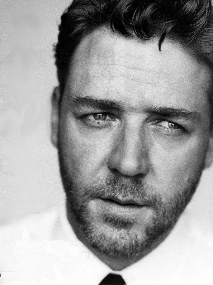 Russell Crowe - yum!