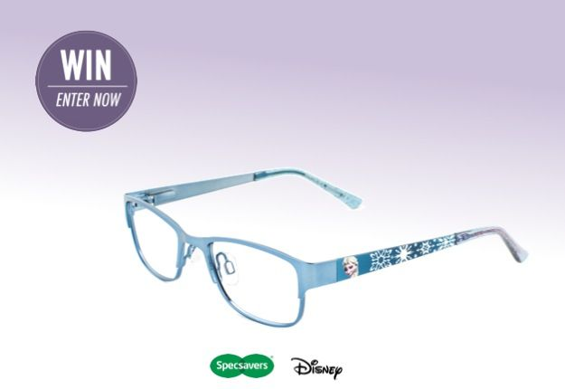 WIN 1 of 2 Disney and Specsavers prize packs!