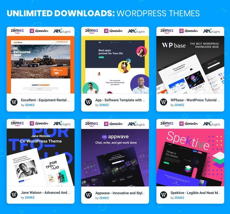 One Web Design Membership In 2020 Wordpress Theme Wordpress Tutorials Custom Templates