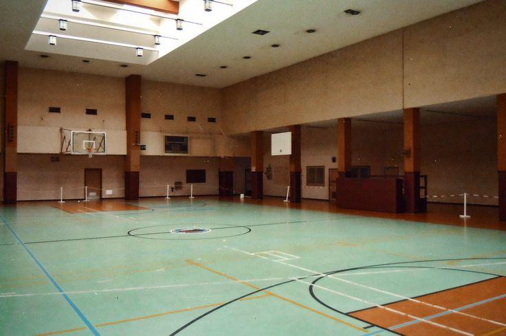 Basketballhalle