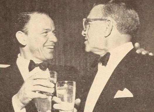Frank Sinatra & George Burns