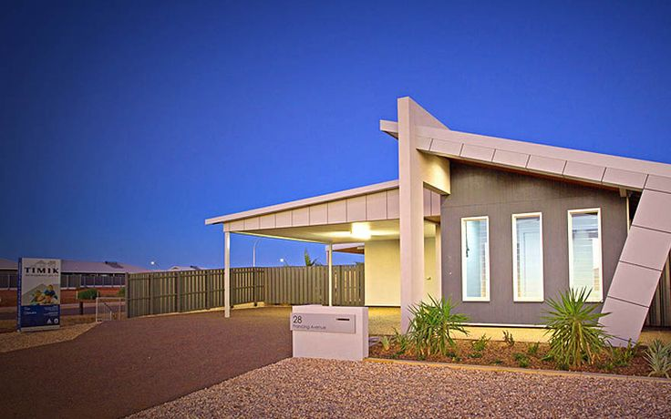 Architectural facades for single storey WA homes. | Scyon Wall Cladding And Floors