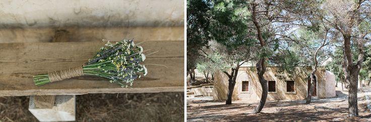 wedding flowers in Crete