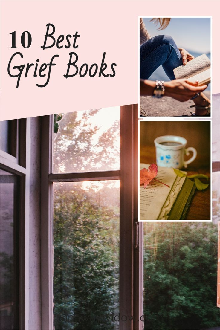 best books on grief 2021