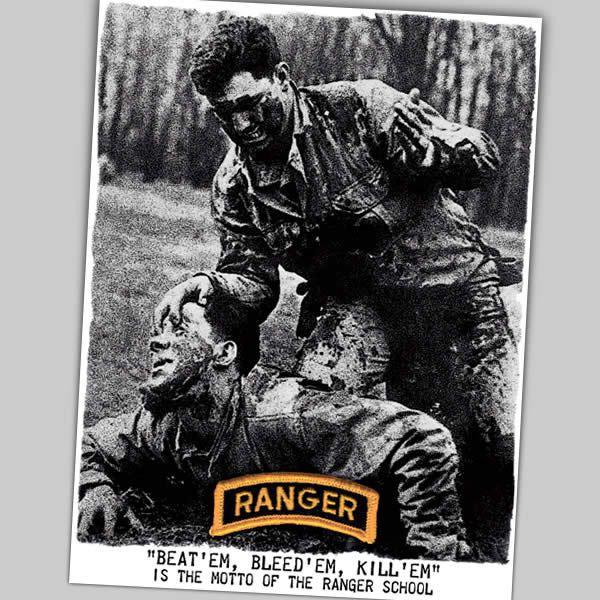 Pin by American Marauder on Ranger Posters | Ranger school ...