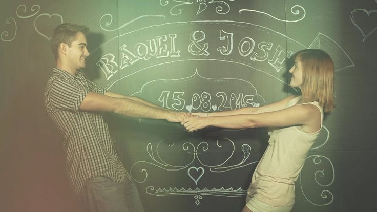 Qmirar Tarjeta Invitación Boda  Virtual Raquel y Jose