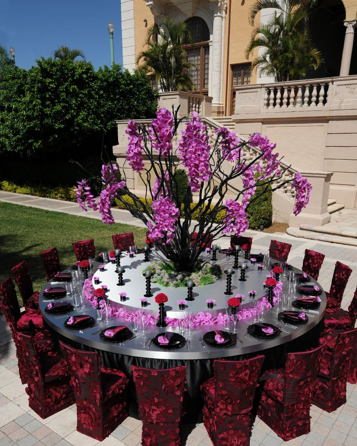 Grace Ormonde Wedding Table Arrangements | tags: grace ormonde wedding style , miami wedding photographer , miami ...