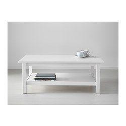 HEMNES Salontafel - witgebeitst - IKEA