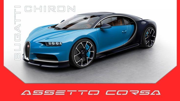Assetto Corsa - Recensione Bugatti Chiron