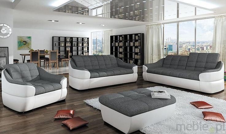 Sofa INFINITY 3 + funkcja relax z kolekcji EXCLUSIVE