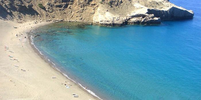 VISIT GREECE  Rethymnon, Crete, Agios Pavlos