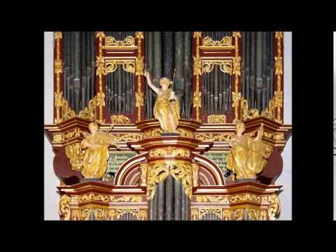 Dietrich Buxtehude Organ Works, Helmut Walcha