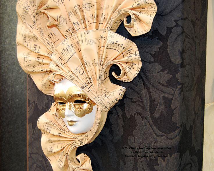 Máscara musical