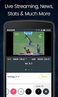 Watch ICC Champions Trophy live streaming with complete coverage including live cricket scores , blogs , news, analysis articles, predictions competition and much more.