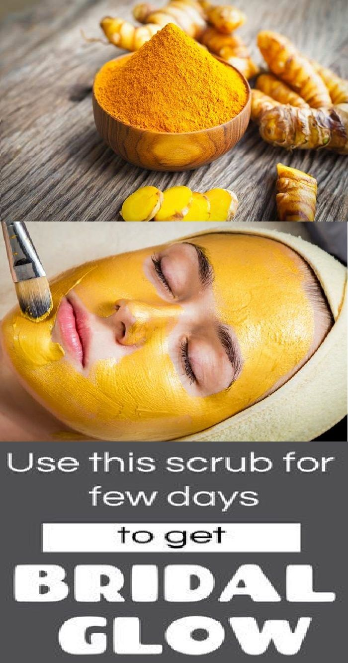 Bridal Glow Ubtan – Use This Scrub Recurrently For Few Days To See Superb Glow On Your Pores and skin