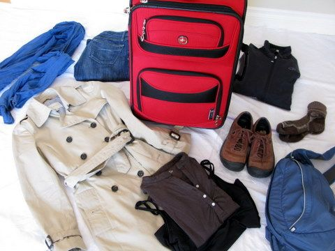 Pack a carry-on suitcase for a 10 day trip. 10 tips. This webpage also has a helpful Printable Travel Checklist and Packing List