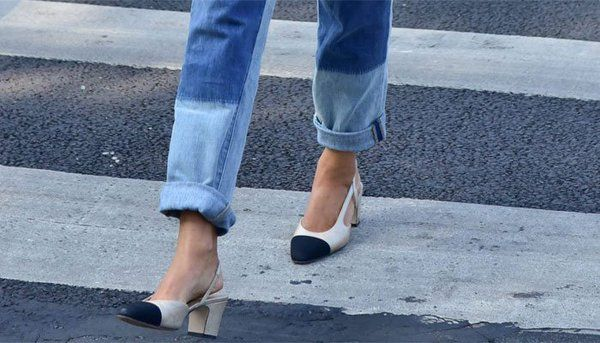 El zapato bicolor de @CHANEL es la estrella de la temporada. 5 tips para llevarlo bien: https://t.co/BqYreAWELf