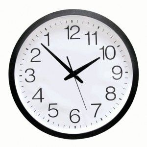 Reloj de Pared Marcha Atrás - Backwards Clock