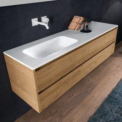 Waschplätze-Waschtische-Waschtische-Via Veneto Edition 2015-Falper