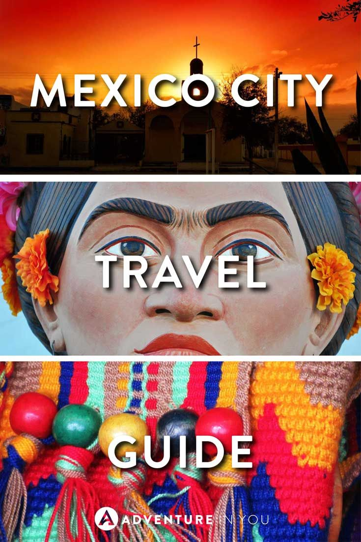 Mexico | Looking to go to Mexico City? Our Mexico Travel Guide will help you get your head around the best things to do and how to best travel the country.