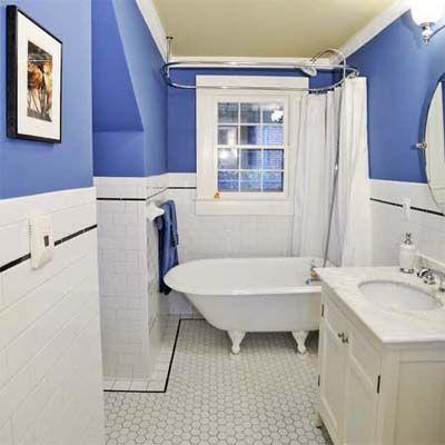 Best Bungalow Bathroom Remodel Images On Pinterest