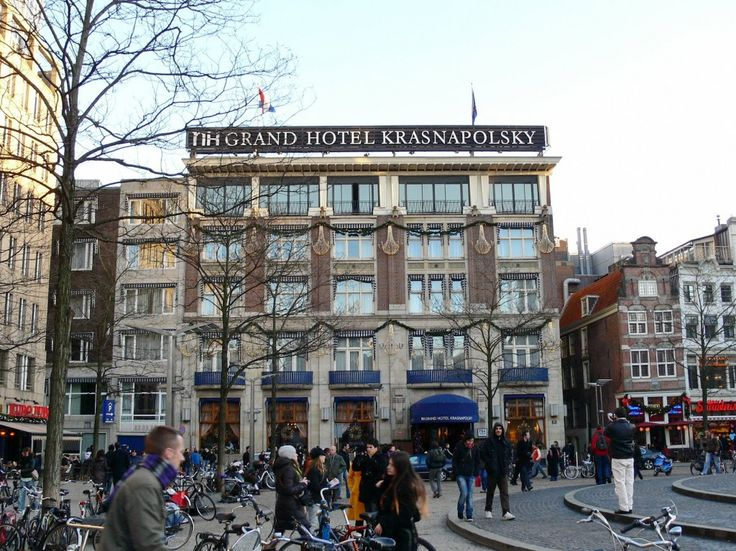 Grand Krasnapolsky City Guide Amsterdam The Best Places