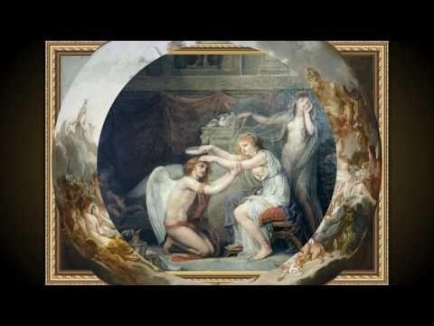 Mythology-Amor and Psyche