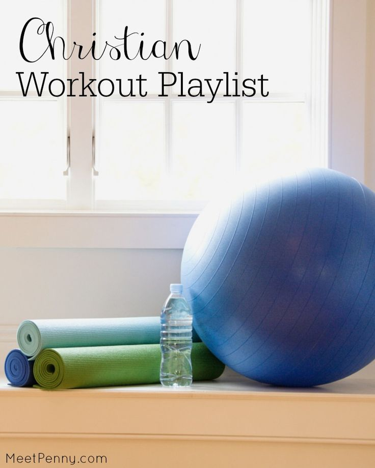 For me, exercise is an act of worship, so I created a Christian workout playlist packed with upbeat Contemporary Christian music to work out to. I built this list to contain almost two hoursof Christian workout music. Finding the right beat was most important to me, followed by finding songs that were appropriate for encouraging …