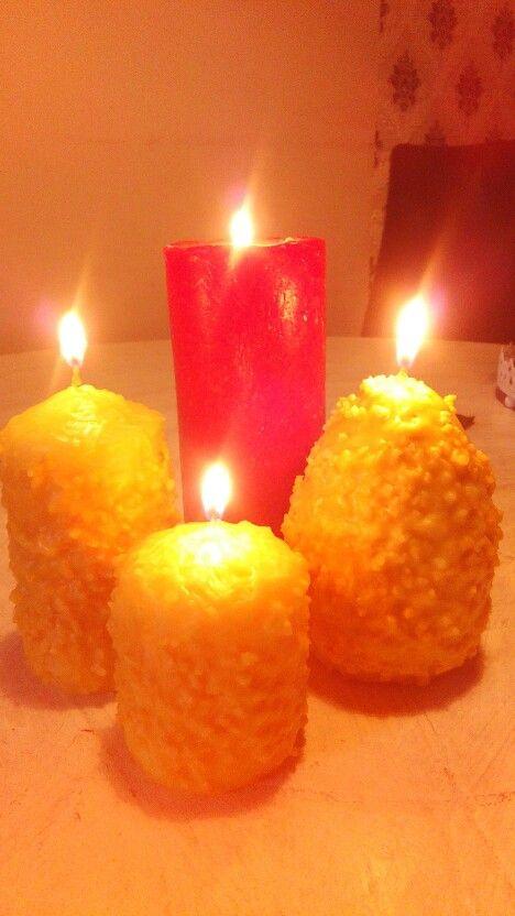 Kaarsen Decoration