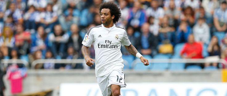 Marcelo es el defensa que más balones recupera de la Liga