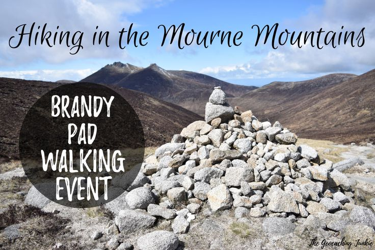 'A walking event in the Mourne Mountains', they said. 'It will be fun', they said. Read about my geocaching adventures in the mountains!