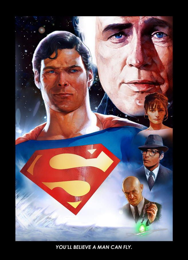 Superman by Alexander Stojanov