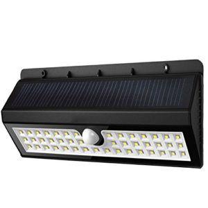 Ideal Sadun Multimode Solarleuchten Garten LED Solarlampen mit Bewegungsmelder Super Helle Solar Betriebener Wasserdicht Drahtlos