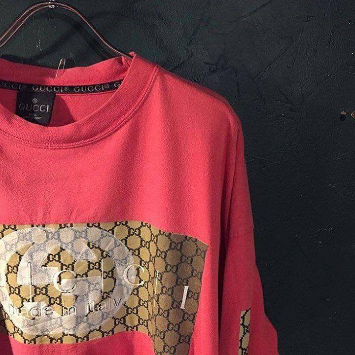 Repost a new photo taken by fukamidori__! GUCCI long t-shirt made in italy GUCCI ただ かっこいいです ビッグシルエット です 是非 着てあげてください _ 問い合わせ TEL03 5913 7573 古着屋 深緑 まで 通販の際はノークレーム&ノーリターンでお願いします商品問い合わせは TEL or DM にてよろしくお願いします #高円寺 #古着屋 #深緑 #koenji #tokyo #fashion #fukamidori #グッチ #ブランド #アート #イタリア #秋 #ファッション #ストリート #ビッグシルエット #レディース古着 #ユニセックス #東京 #古着 #ヴィンテージ #tシャツ #モノグラム #キュート #ロングtシャツ #gucci #ルイヴィトン #プラダ #シャネル#instagramsearch #searchinstagram http://ift.tt/1W07Q6T More post like this http://goo.gl/kZKBdC…
