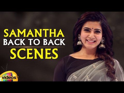 Samantha Best Back to Back Telugu Movie Scenes Volume 2 from the movies Ye Maaya Chesave, SVSC and Brindavanam Telugu Movies. For more 2017 Latest Telugu Movie Scenes Subscribe to Mango Videos - https://www.youtube.com/mangoVideos.  Ye Maaya Chesave Movie ft, Samantha, Naga Chaitanya, Sudheer Babu, Krishnudu and Puri Jagannadh. AR Rahman composed the music and directed by Gautham Menon.   #Samantha Best Scenes | Samantha Back To Back Telugu Movie Scenes | Ye Maaya Chesave | S