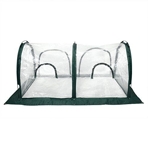 Special Offers - Clear Greenhouse Tunnel Cover For Cold Frost Protector Gardening Plants Pot Flower Shelter 78x39x39 For Sale - In stock & Free Shipping. You can save more money! Check It (June 12 2017 at 04:30AM) >> https://growinglightfixtures.com/clear-greenhouse-tunnel-cover-for-cold-frost-protector-gardening-plants-pot-flower-shelter-78x39x39-for-sale/