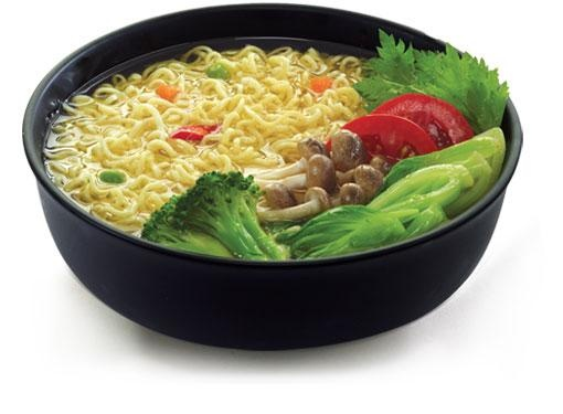 Indomie for Vegans! Worry Free!